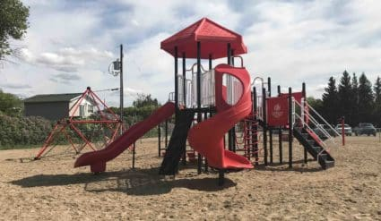 preschool playground equipment saskatchewan